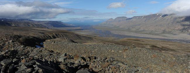 北極フォックスフォンナ氷河トレッキング...