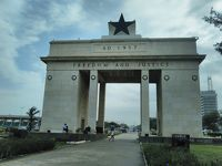 弾丸ガーナ1707  「西アフリカで最も発展している国。」   〜アクラ〜