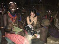 エチオピア女子ひとり旅☆少数民族巡り編�