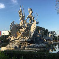 チャイナエアラインビジネスクラスで行くのんびりリゾート 台湾〜バリ島 その4