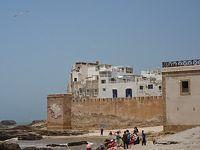 初アフリカはモロッコへ� ー エッサウィラ