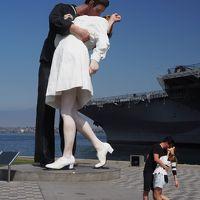 アメリカ/輝く青空と海の街へ-サンディエゴ vol.2ダウンタウン編@Embassy Suits by Hilton San Diego Bay Downtown(2017年8月)