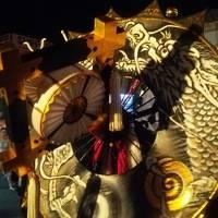 2017年夏休み、カメに逢いに渡嘉敷島へ! 一日目は那覇でおでん飲み食い放題!旗頭も見たよ!