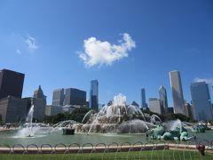 2017夏 アメリカ・カナダ 思い出の地巡る子連れ旅 �シカゴ
