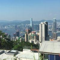 久しぶりの海外旅行、賑わいの街・香港