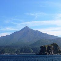 夏の利尻、礼文島 ~利尻富士と草原と花と海と~ 1日目