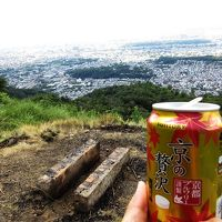 京都・五山の送り火 大文字山に登る旅