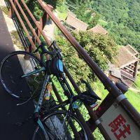 ロードバイクでGO!GO!白川郷!