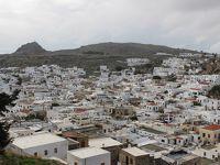 ギリシア1日目 歴史の島 ロードス島 � ヨーロッパ最古の町・白い村リンドス