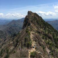 2015年 GWは剣山&石鎚山&今治タオルフェア