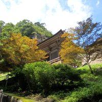 蝉の声響く 夏の山寺☆石段の先に待つ風景と御朱印巡りを楽しんで♪ —週末パスで東北へ vol.1