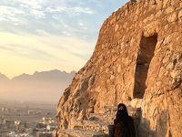 HAPPY NEW YEAR de ゾロアスター★ 沈黙の塔の初日の出と年越しソバ in ヤズド 2016-17イラン・UAE&カタール旅行(6)