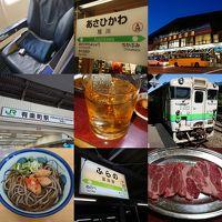 目指せ!完乗鉄道記    マイル修行も兼ねて北海道経由で東京会議