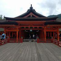 城と神と庭を巡り歩く、中国地方5カ国の旅路(4日目:安芸、周防)