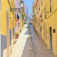 父+娘二人(8歳、5歳)で欧州五か国の旅-02.リスボンを観光
