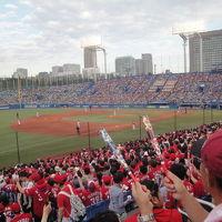 プロ野球観戦 ヤクルト—広島 神宮球場 (アクセス編)