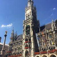 【中欧一人旅�】ノイシュヴァンシュタイン城を諦めミュンヘン市街を散策