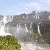マチュピチュとイグアスの滝(ブラジルとアルゼンチン)