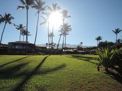 マウイ島、ワイレアコンドミニアムステイ、3DAYSアンリミテッドゴルフ!