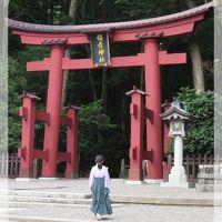 長野県 鹿教湯温泉 から 〜彌彦神社とご当地ラーメン〜 3日目
