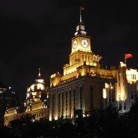 ANAビジネスクラスで行く上海