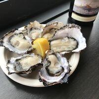 2017年9月タスマニア自浄の旅#2-フレシネ 牡蠣とワインと牡蠣と。