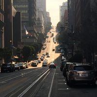 2017夏 サンフランシスコ-ロサンゼルスの旅 vol.1 サンフランシスコ前編