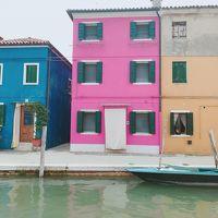【ミラノとその周辺とりっぷ】DAY:5 ヴェネチア旅行 ブラーノ島にも立ち寄り