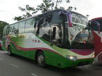 第46回海外放浪.アジア6カ国周遊2017夏・その7 特急バスでマレーシア縦断!マレー半島南端都市ジョホールバルへ。