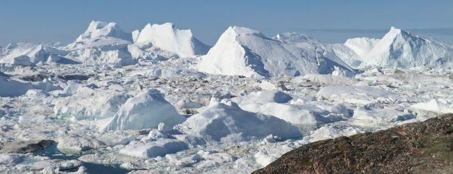 センメンミウ・氷河ハイキング、    ...