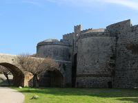 ギリシア2日目 歴史の島 ロードス島 � 聖ヨハネ騎士団の作り上げた城砦の町 ロードス
