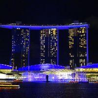 2017 2度目のシンガポール�〜マリーナ・ベイ・サンズと街歩き〜