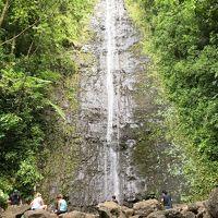 えりんぎハワイへ行く!!3日目/マノアの滝トレッキング