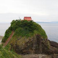 2017年9月 北海道への旅(2日目-1)〜フェリーの出航まで奥尻島ドライブ