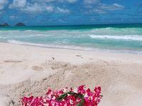 """32-3(9-12)★楽園のハワイに全員集合(*^^*)�♪雑誌やTVで紹介されたビーチ&グルメ巡り『☆オアフ東回り編』♪最終日のディナーは""""クラッキン・キッチンで"""""""