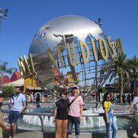 17年ぶりのロサンゼルス、妻は初LA♪