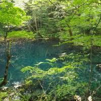 秋の青森絶景旅〜十二湖〜