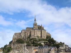 今更ながら憧れの初フランス旅【5】 -- 憧れのモンサンミシェルの街歩きを堪能!! <1日目−1> --