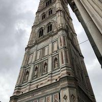 久しぶりの一人旅はイタリア(フィレンツェ4日間・NO1)9月11日(月)10数年振りのフィレンツェはどんな感じ?高い所ならジョット鐘楼ね!・と・S.M.N.薬局