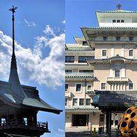 とても気になっていた 大雲院、祇園閣、フォーエバー現代美術館へ 京都祇園旅