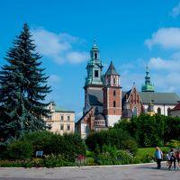 2017.8  今年もマイルで チェコ・オーストリア・ポーランド(&IST・SEL) 中世の美しい城と街並み 10)失敗続きのポーランド クラクフ 前半