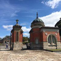 京都国立博物館(国宝特別展覧会2017)と京都駅周辺散策