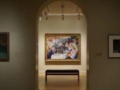 もう一度だけDCへ ウドバーハジーセンター&フィリップスコレクション&ナショナルギャラリー
