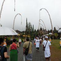 2017年バリ島パワースポット&ウブドの旅(ブサキ寺院、バリ東部編)