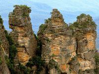 オーストラリアの世界遺産(ブルーマウンテンズ)