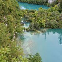 クロアチアメインの旧ユーゴ4ヶ国と最後に少しオーストリア1人旅 その10:プリトヴィツェ編 大小16の湖と92ヶ所の滝をもつ大自然の芸術,プリトヴィツェ湖群国立公園