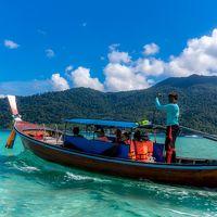 カンボジア・タイ旅行2017 パート18(タイ・リペ島編)