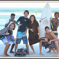 リオデジャネイロで最も愛するビーチの一つ、カーボフリオCabo Frio - Praia do Forte - という海岸#1(リオデジャネイロ/ブラジル)