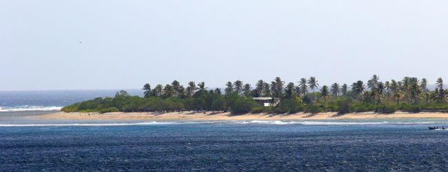 世界の島巡り(キリバスのクリスマス島)