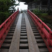 夏の東北旅行【2】雨の松島